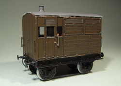 7C67 LBSCR Stroudley Horse Box
