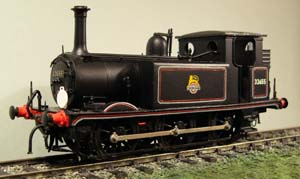 7L08 LBSCR Stroudley Terrier A1 or A1X